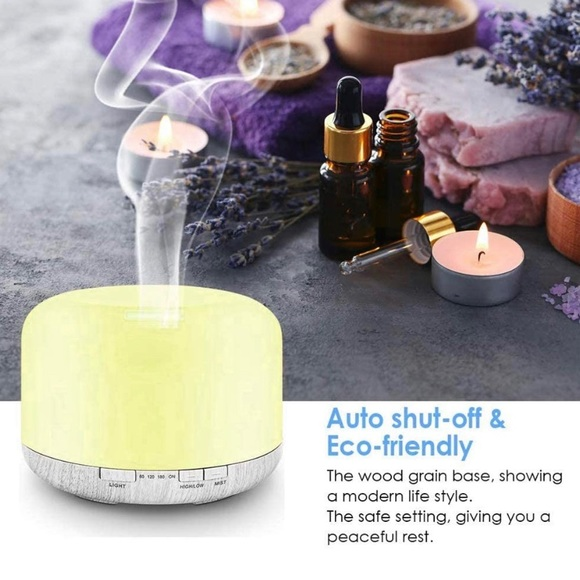 Other - Diffuser with Remote Control